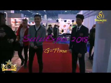 G-TIME CORPORATION 05.04.2018 г. Мастер класс на SuluEXPO 2018